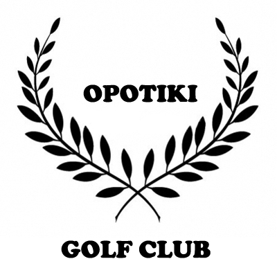 opotiki golf club logo
